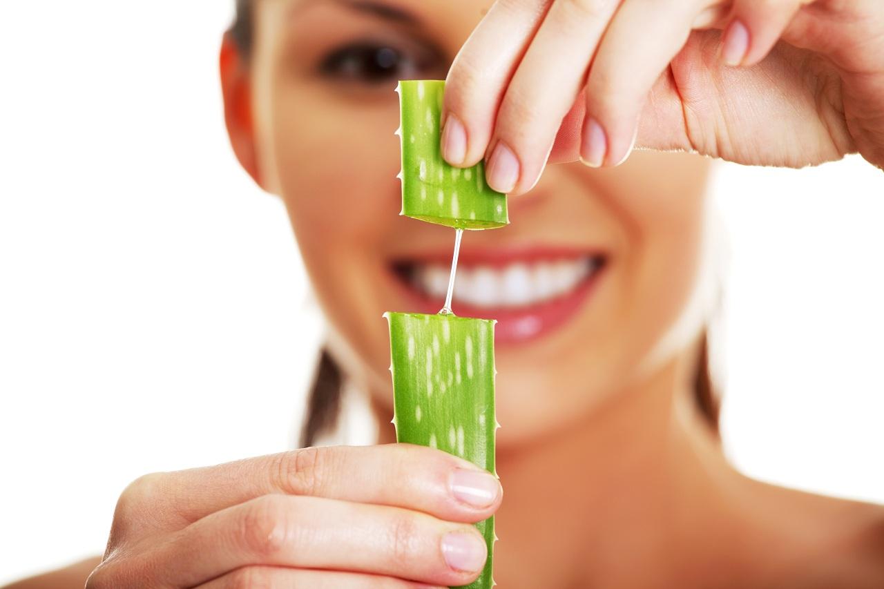 Aloe Vera Cilt Bakımı / Aloe Vera Skin Care