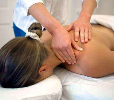 Yenilenme Masajı / Refreshing Massage